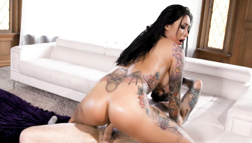 Evil Oil - Lily Lane - BurningAngel Nude Chubby Girlfriends