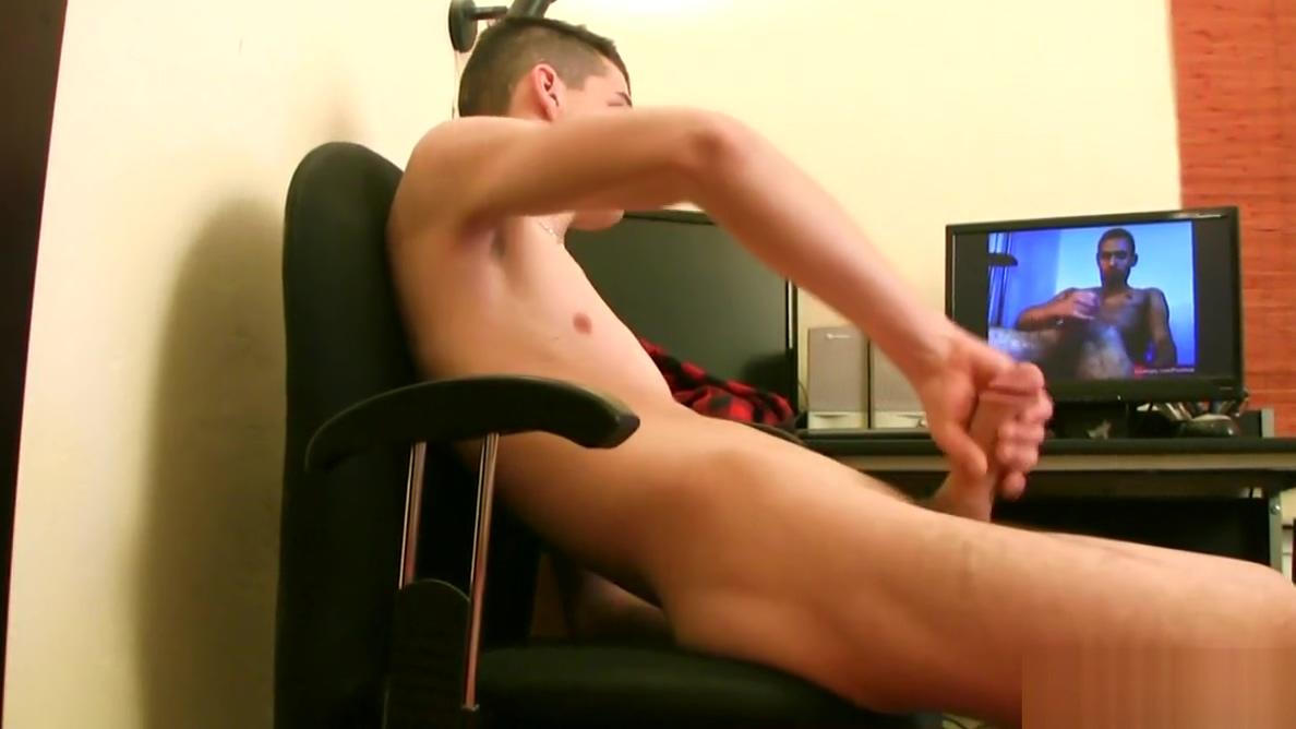 Exclusive Casting - Sexy Big Cock Boy Riding Uniform