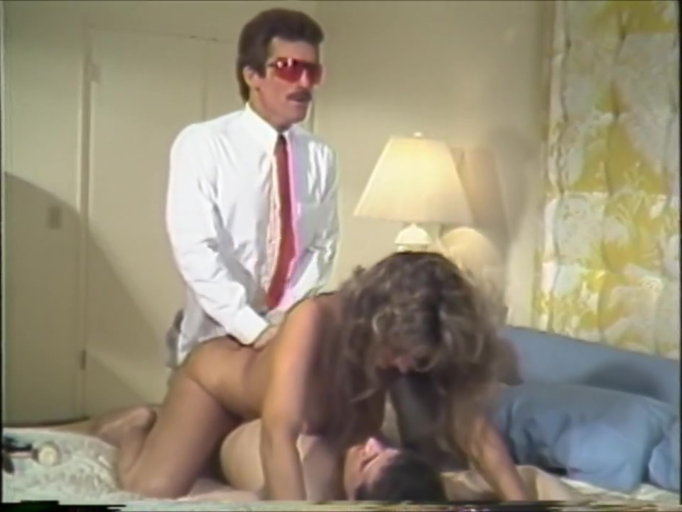 Classic DP: Sheri St Clair big tits action girl