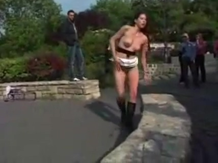 public nudity xxx use the bitch clips