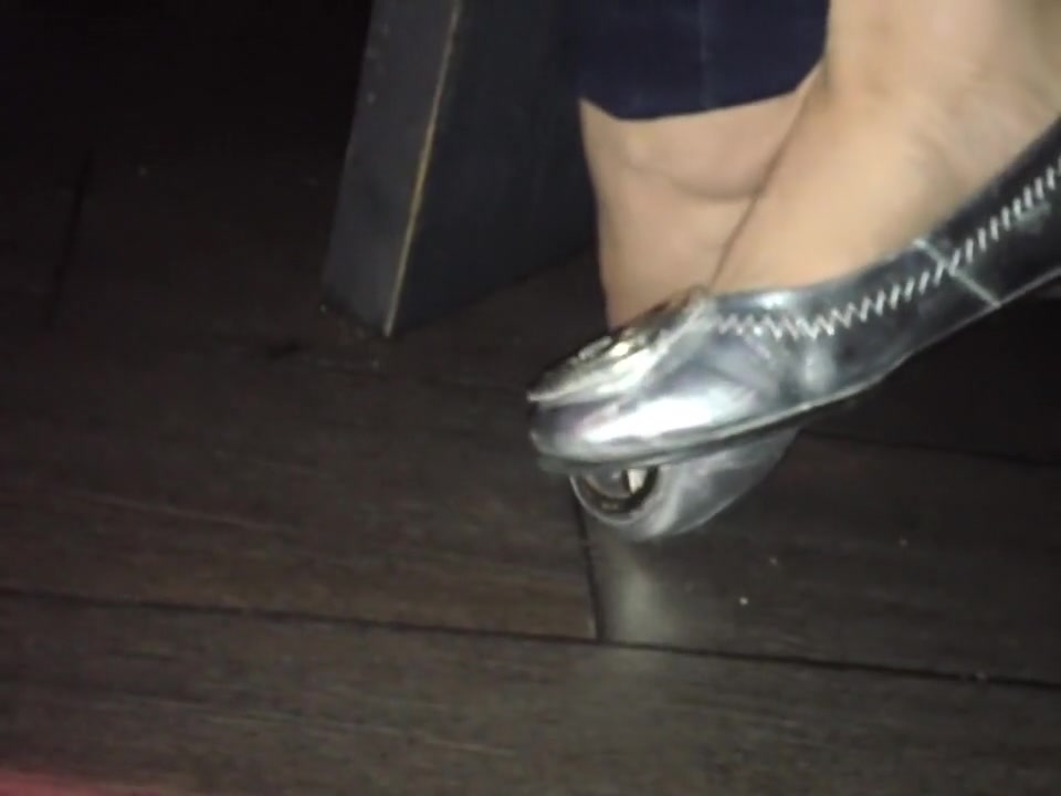 A mexican friends in silver ballerinas Porn to have an orgasm