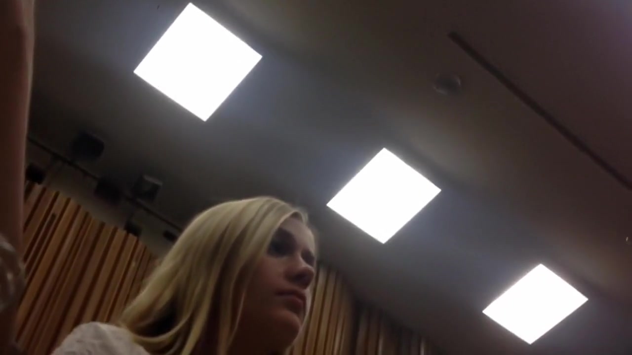 Candid blonde feet in class part 1 sydney moon great orgasm
