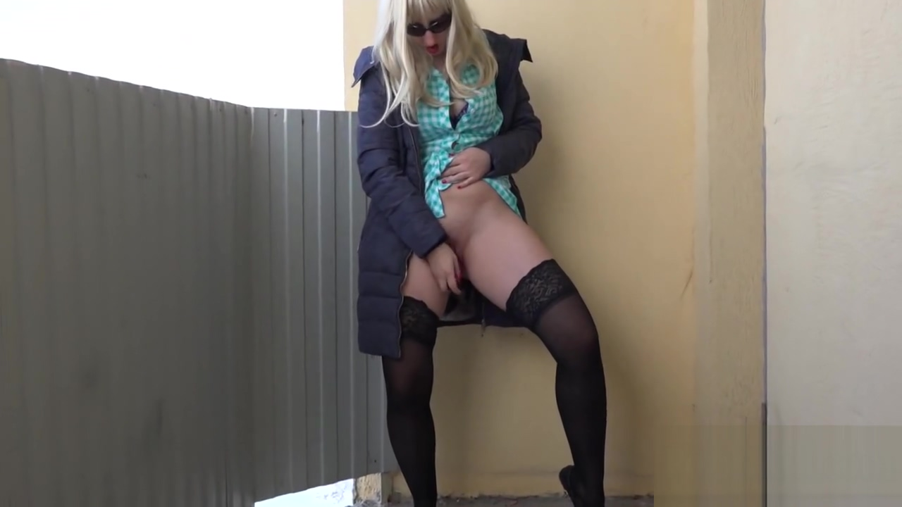 girl smoking and masturbating on a public balcony 2 Lesbians Webcam Fingers Ass