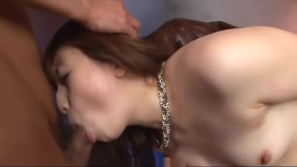 Mami Yuuki gets a big dick in her lovely twat Occult erotic goetic