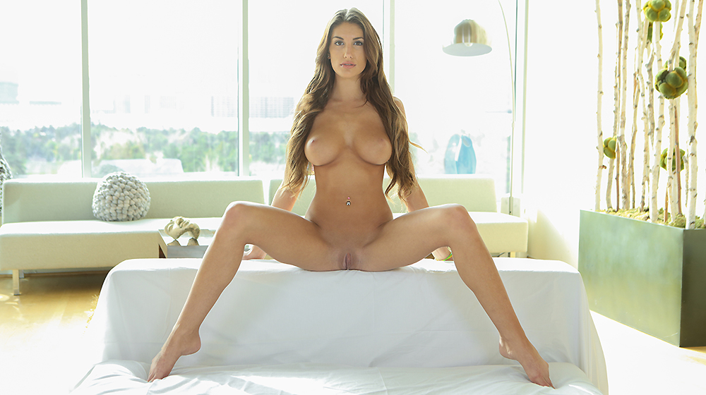 August Ames in Heart Rate Hottie - FantasyHD Video sex story depository free alt