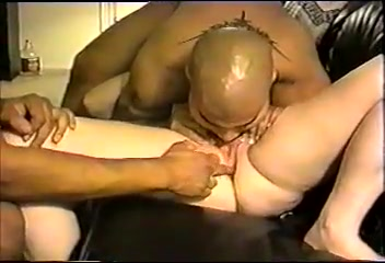 Cindy McDowells Interracial Adventure #32 Kimberly Kane Blonde Cougar Double Penetration