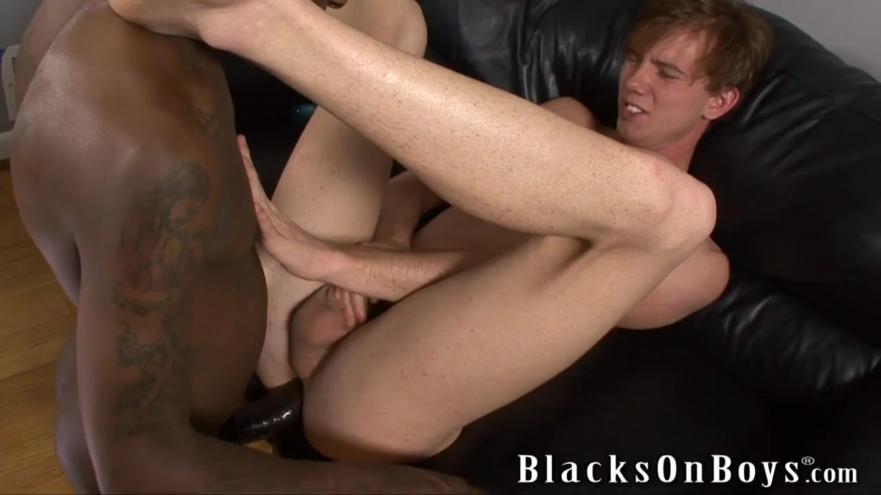 Kyle Powers Tries Gay Sex With A Black Guy Something flirty to say to a guy