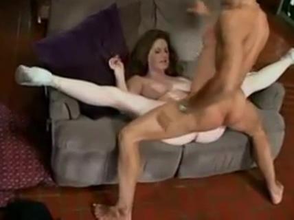 Nice pale big tits