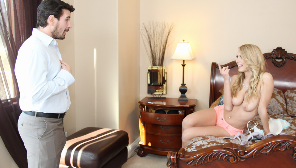 Natalia Starr, Manuel Ferrara in Babysitter Diaries #13, Scene #03 Perfect huge asian tits