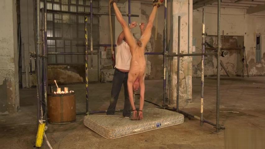 Swinging Like A Piece Of Meat - Chris Jansen & Sebastian Kane hardcore brunette sex videos
