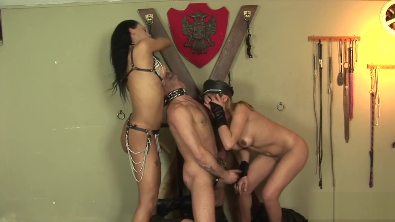 wild shelady threesome In The Dungeon fattest woman ever fucked