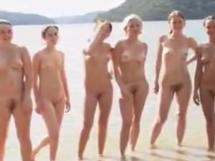 Horny xxx movie Public Nudity great like in your dreams Britney Pierce