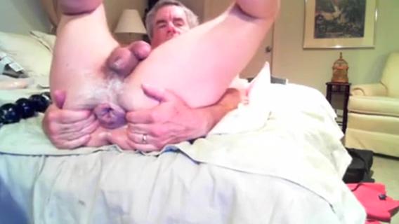 Ass play strap on dildos nylon