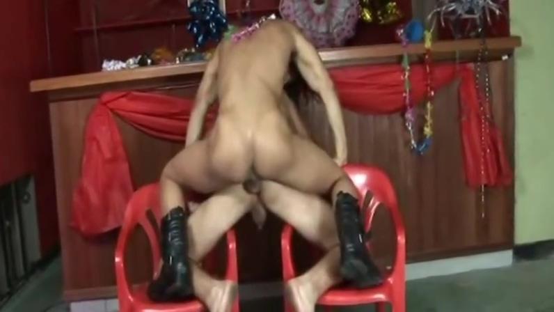 Hot and horny latino gay extremely barebacking White cotton panties wet