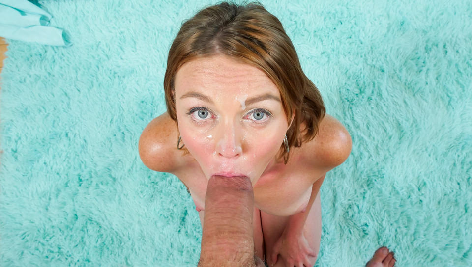 Marie McCray in Maries Mouth - 1000Facials