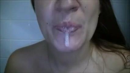 Spit Reaction 3 Skinny ginger naked girls