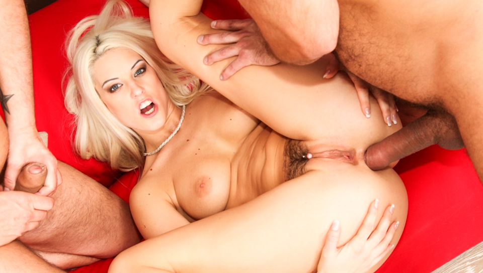 Blanche Bradburry & David Perry & Neeo A in Christophs Anal Attraction #05 Video fuck and a haircut full