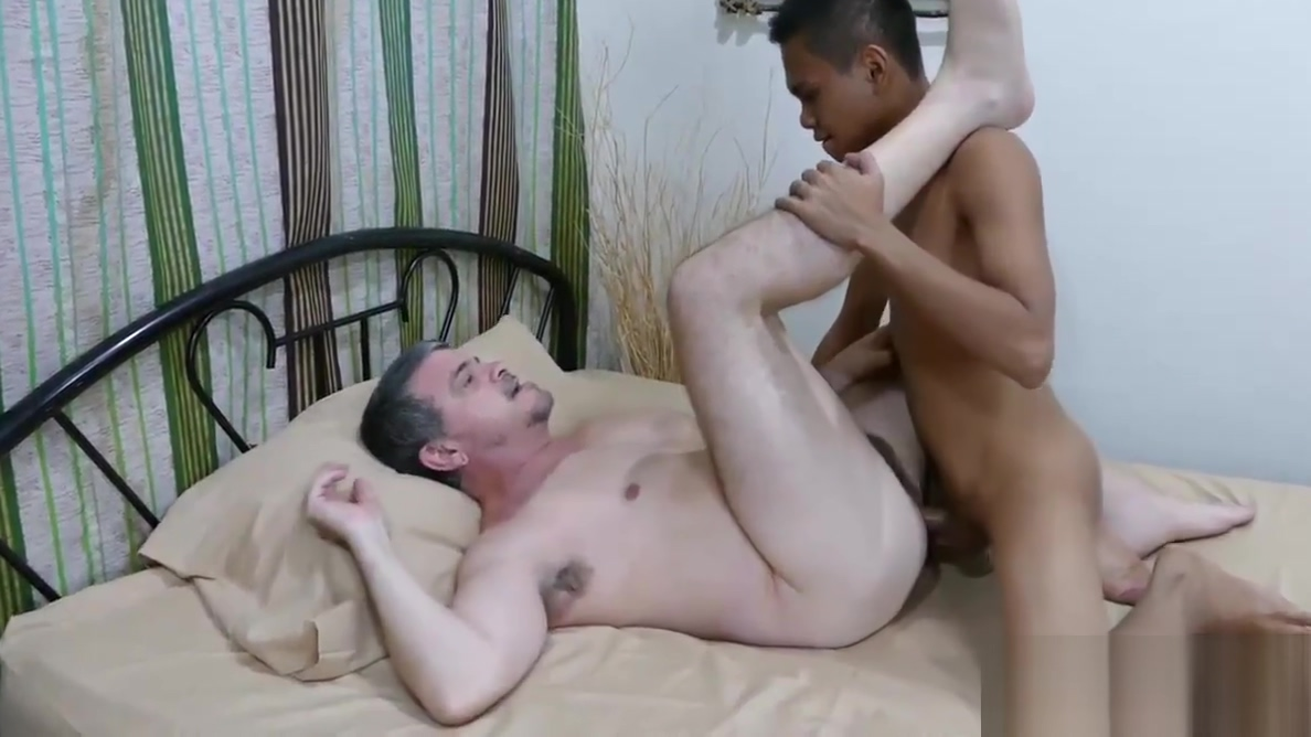 not daddy Bareback Flip Fucks Asian Boy Craig Ebony gay dick