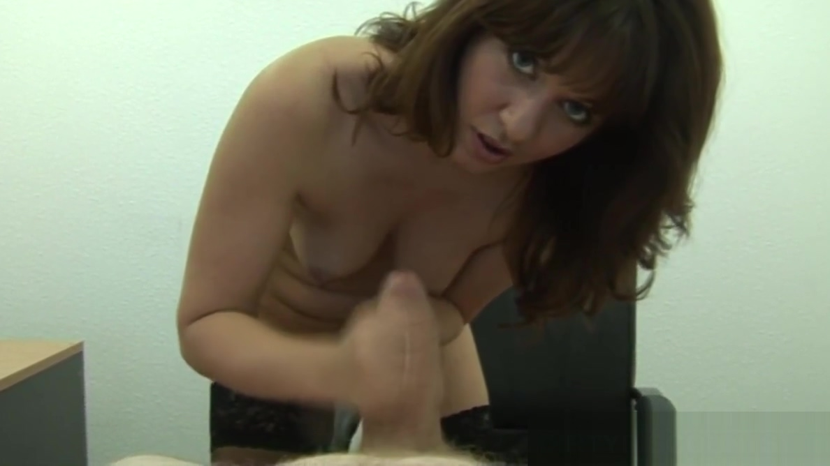 POV mature bosslady spanks cock for being bad Hookup guys the same height as you