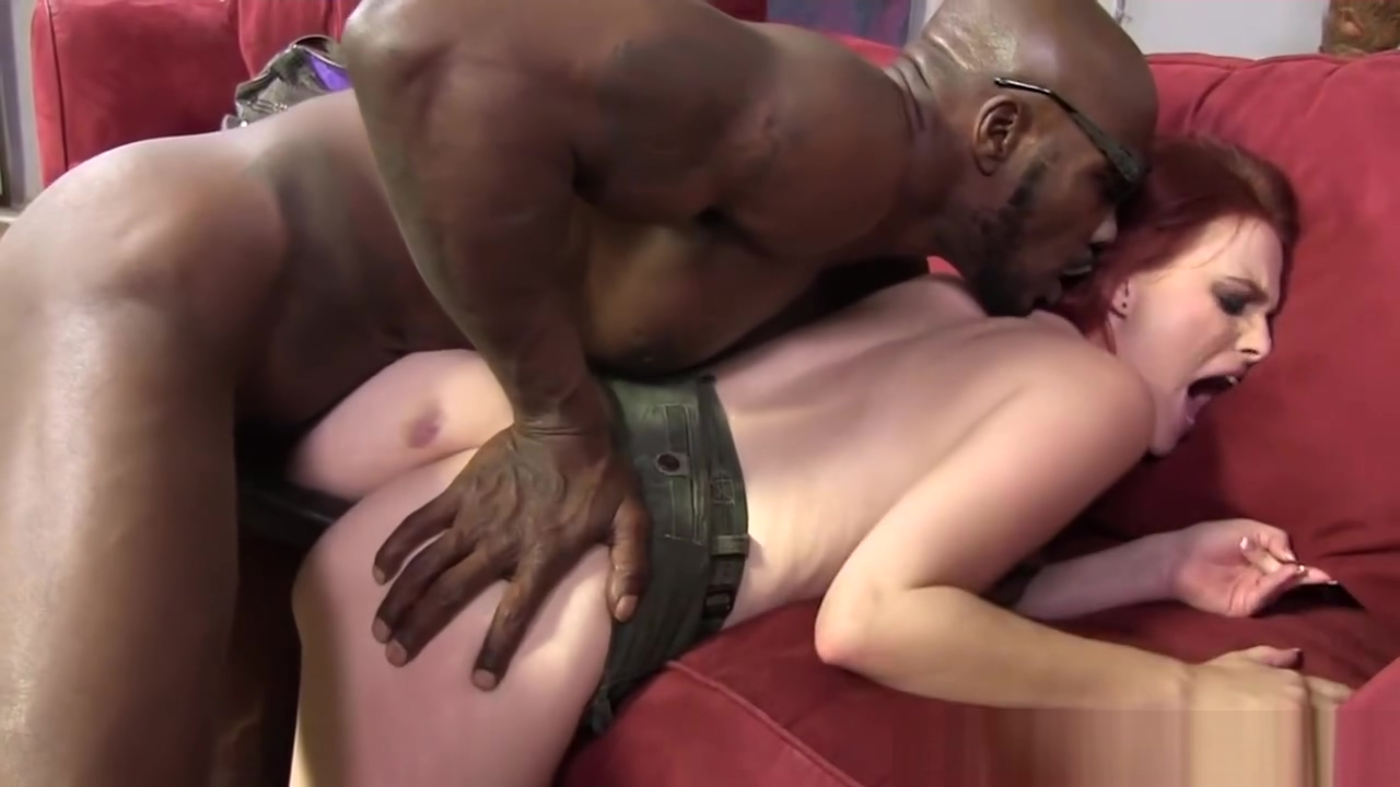 Andrea Sky Double Penetrated by Big Black Cocks Indian porn vidoes