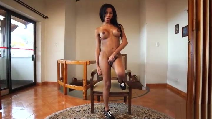 Tgirl Tatiana needs a good fuck