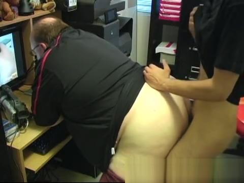 Rico Fucks The Boss Redhead girl in tv show