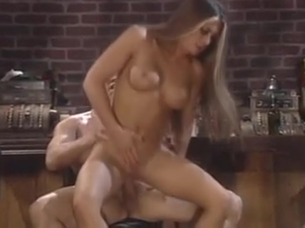 Sexy c-cup blonde strips in bar to suck cock then dude fingers her pussy fat woman showing big boob naked