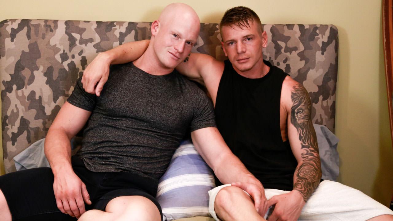 Gunner & Roman Eros - ActiveDuty Ladies beauty footies sex video free