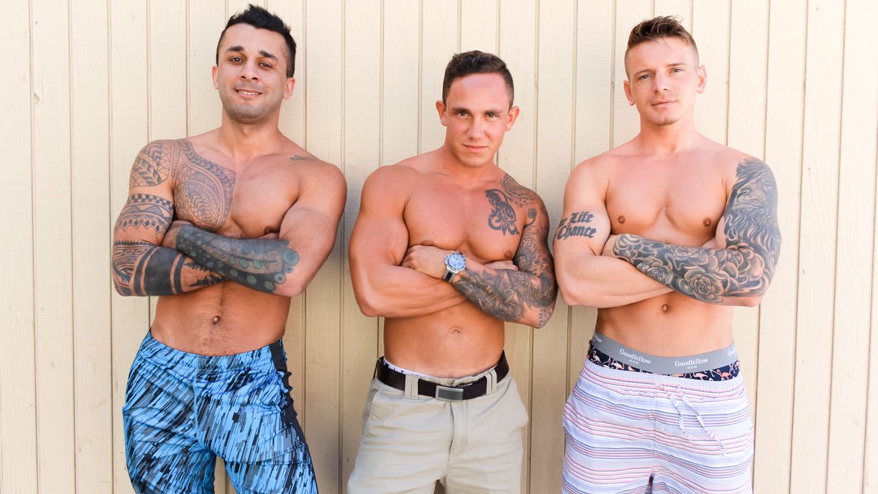 Cole Weston, Laith Inkly & Gunner - ActiveDuty miss naked of world pic galls