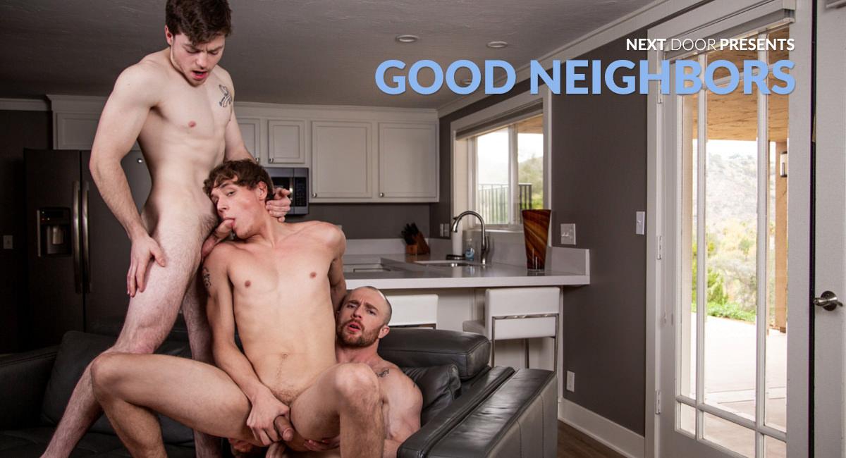 Markie More & Zachary Country & Jaydon Jensen in Good Neighbors - NextdoorWorld madison ivy pornstar punishment video