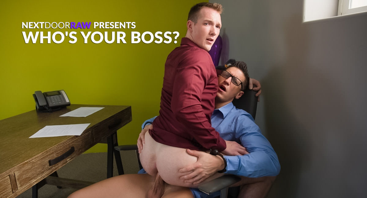 Jackson Cooper & Dalton Riley in Whos Your Boss - NextdoorWorld Have you ever feel so lonely