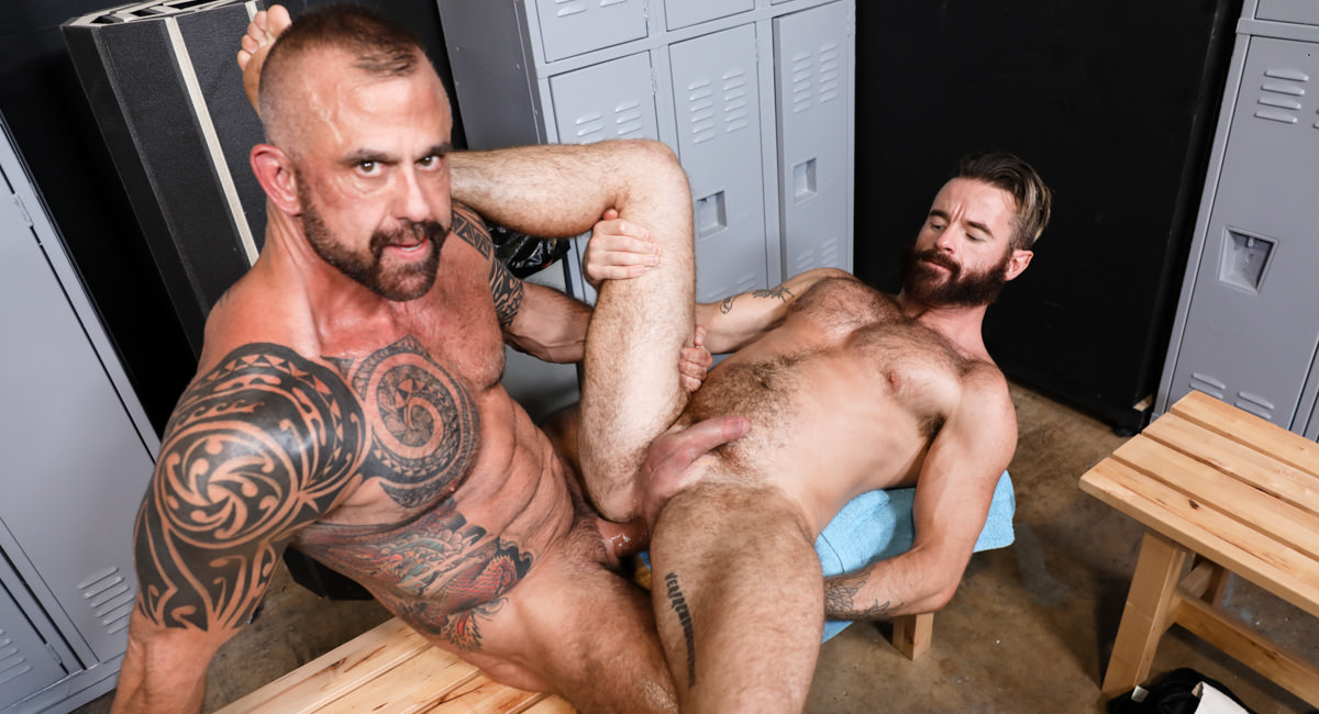 Jon Galt & Brendan Patrick in Worked Out Lovers - PrideStudios Dirty skype contacts