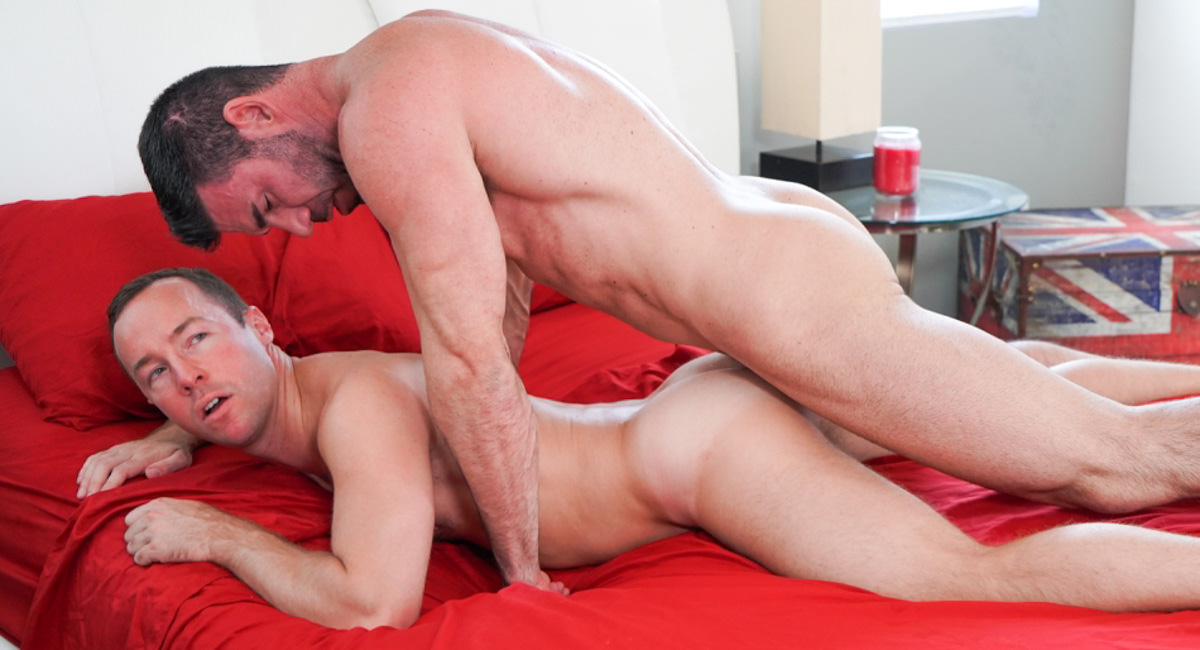 Billy Santoro & Alex Hawk in Scandalous Santoro - IconMale secretly recorded one night stand on vacation with blonde porn sex
