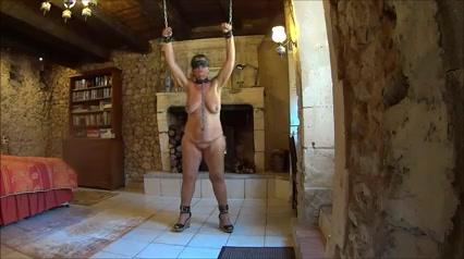 Mature Sex Slave Best swing twirling tits