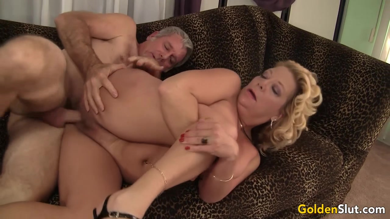 Blonde GILF Karen Summers Has Her Hairy Pussy Stuffed by an Old Man st. elmo s fire man in motion