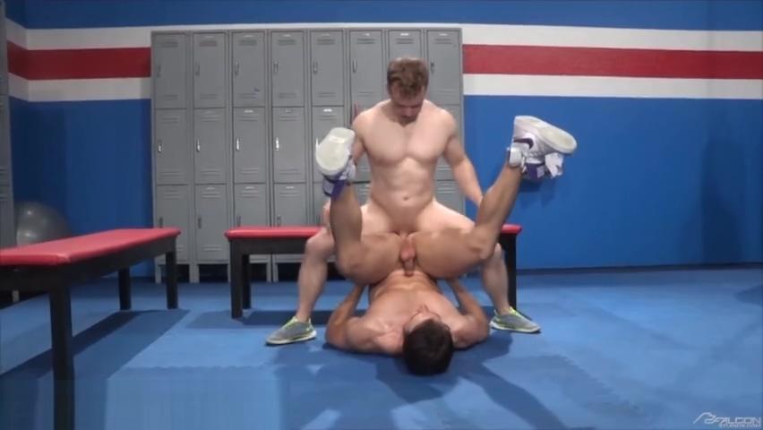Hot hardcore gay sex in locker room Booty cam tube