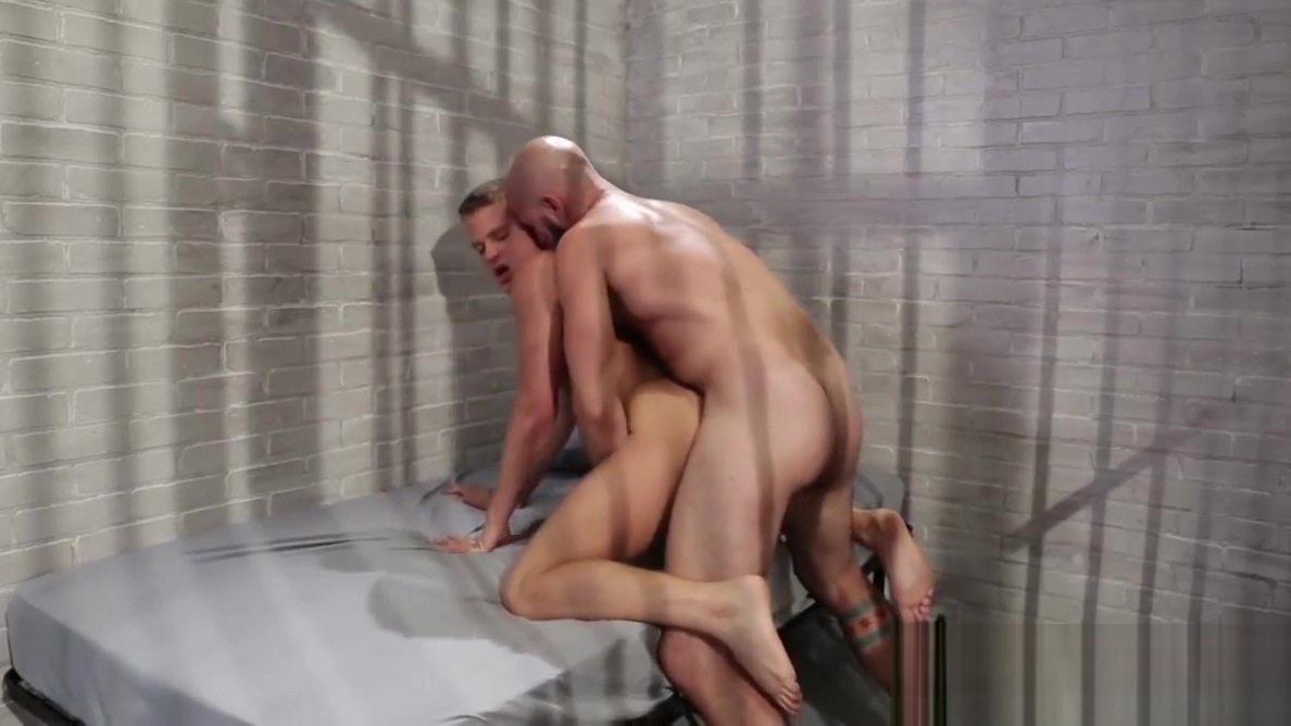 Mature bold dude fucks sexy twink hard in a prison cell japanese black girl fuck