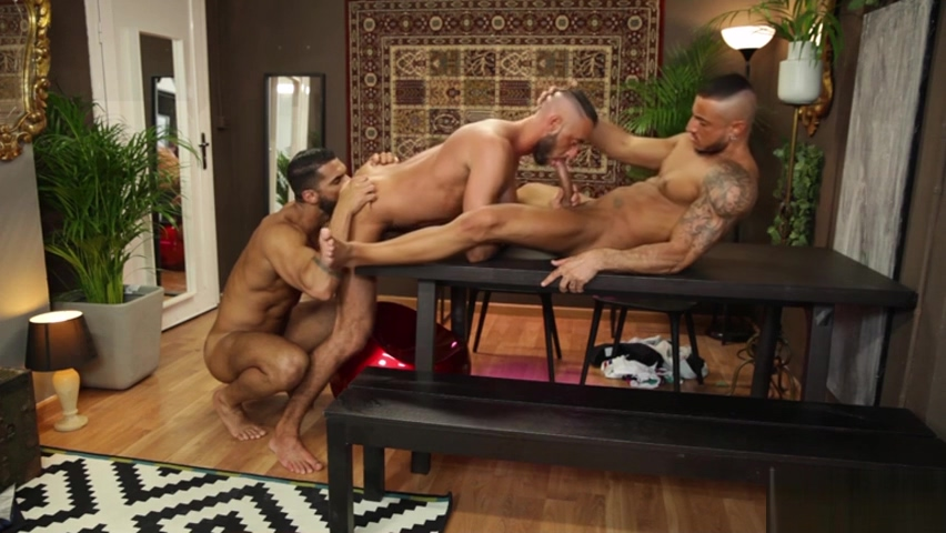 Latin gay threesome with cum in mouth Best pornstar rankings