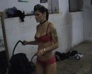 Evil Whipping two How to please your man sexually while on top