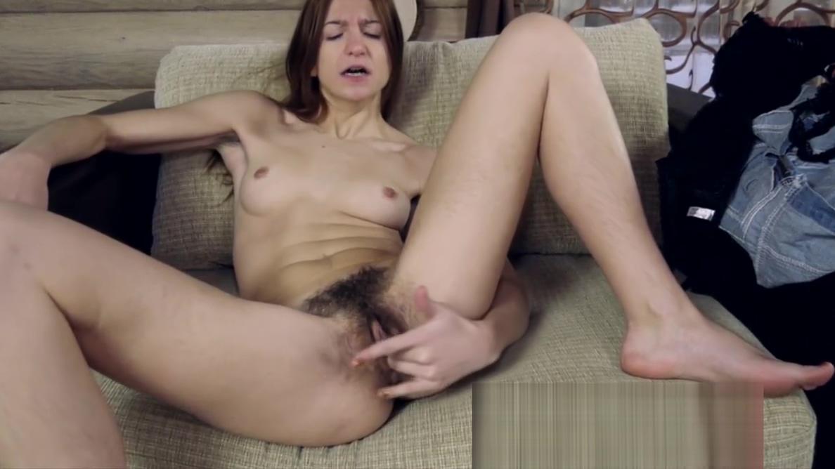 Atisha masturbates and orgasms after gardening
