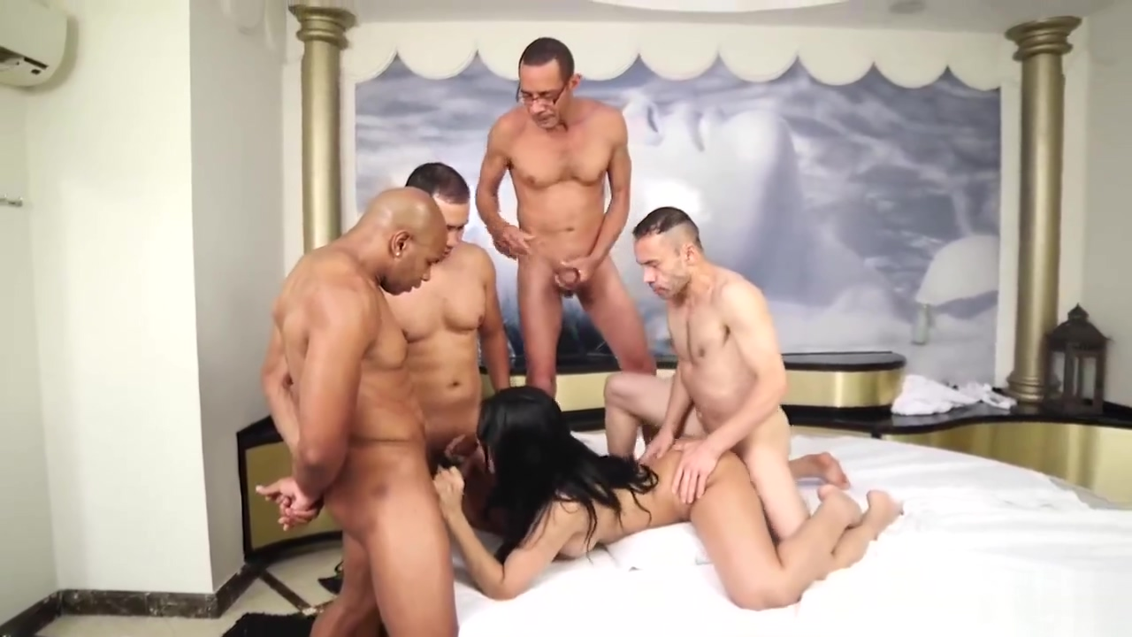 Latin ladyboy gangbanged Hard In A bunch-sex hairy pussyes pikture photo galerie