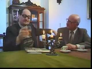 German Classic Part two Big Cock Creampie Surprise