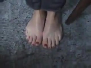 two lady chief feet angel eyes thumb video black