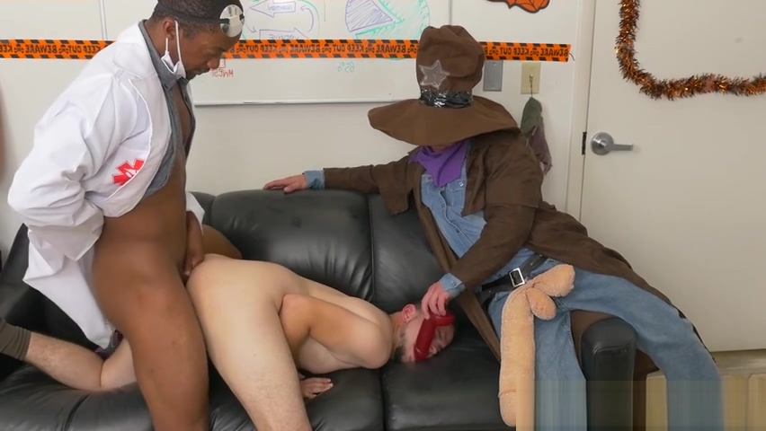 Horny gay office party turns hardcore Amateur facial cumshot