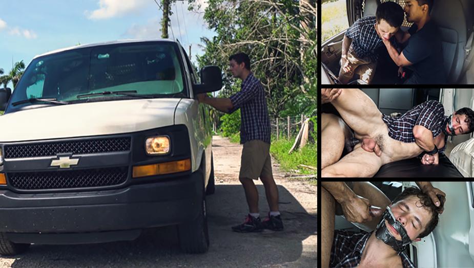 Garter Michaels in Hiker Bound - HelplessBoys the girls next door nude clips