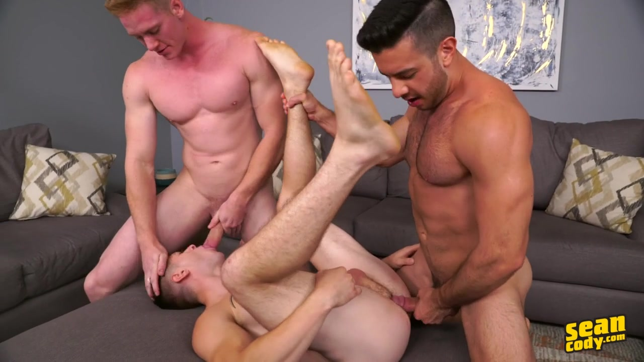 Jax, Manny & Lane : Bareback - SeanCody free black and white check patterns