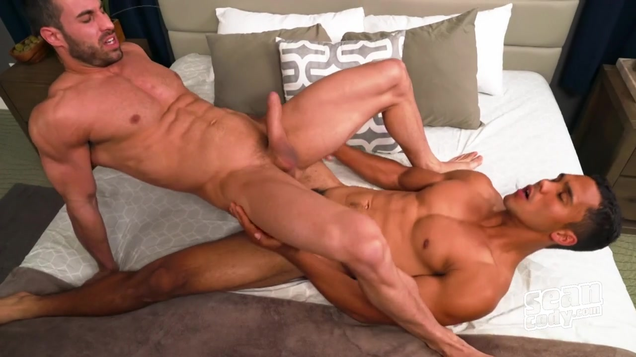 Murray & Randy: Bareback - SeanCody Elite escort paris