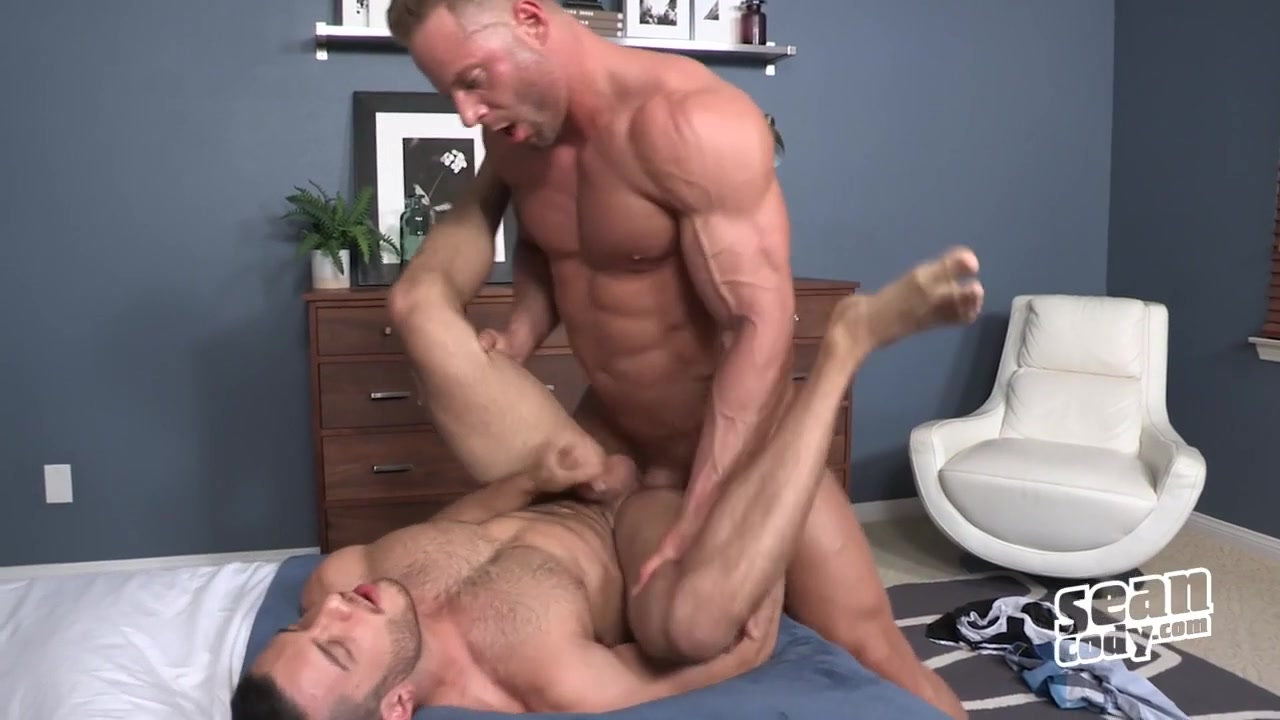 Manny & Jack: Bareback - SeanCody You have to suck first!