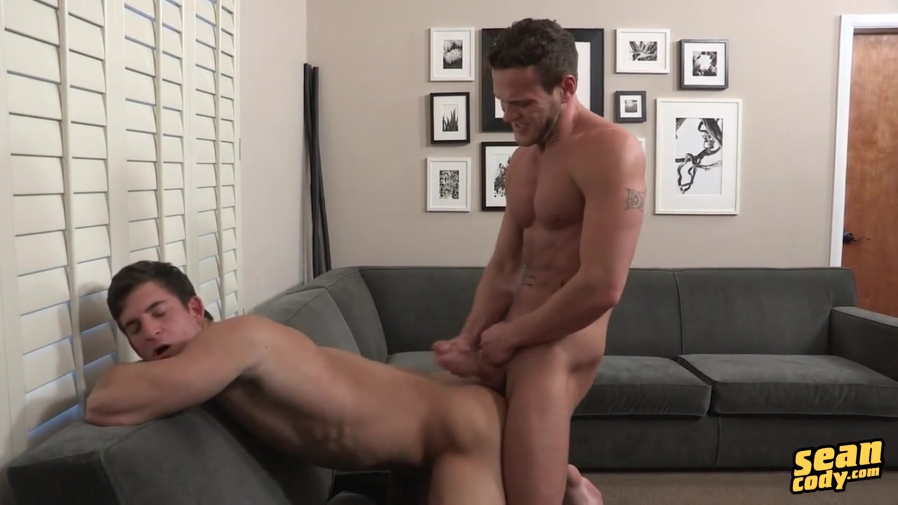 Sean & Joey: Bareback - SeanCody Blacks on blonds
