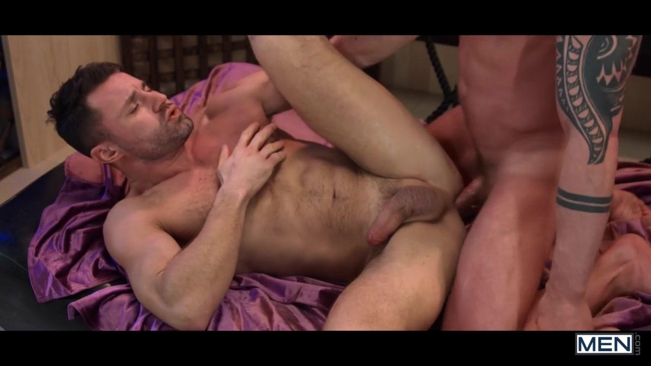 Tyler Berg & James Castle in Art Of Domination Part 3 - MenNetwork Christian struggle with masturbation